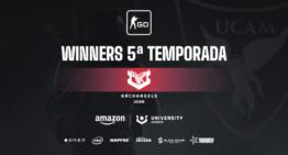 UCAM Archangels campeones de España universitarios en Counter Strike: Global Offensive