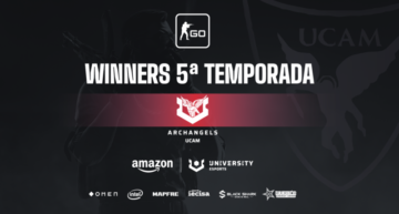 UCAM Archangels campeones de España universitarios en Counter Strike: Global Offensive