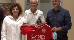 GALERÍA: Así fue la presentación de Fernando Gómez como nuevo entrenador del SIA Benigànim