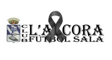 Fallece a los 15 años el cadete Samuel López Peña, jugador de l'Alcora Fútbol Sala