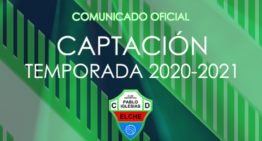 El CD Pablo Iglesias responde y denuncia 'el desprestigio e insultos' sufridos por el Aspe UD