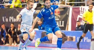 Solo el Valdepeñas separa al Levante Futsal del sueño de la final de la LNFS