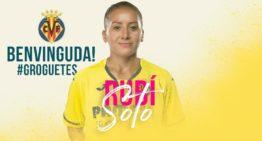El Villarreal hace oficial la contratación de la delantera Rubí Solo