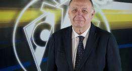 La FFCV entregará a José Manuel Llaneza la Medalla de Oro por su impecable trayectoria en el fútbol valenciano