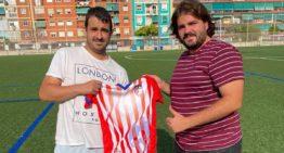 CF Malvarrosa presenta a Fran Aguado como nuevo director deportivo
