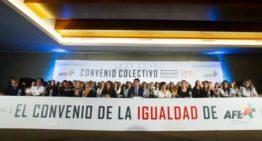 AFE y el Instituto de la Mujer abordan la profesionalización de la Primera Femenina