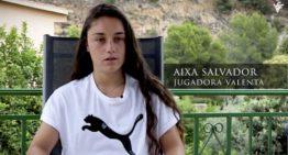 VIDEO: La campeona del mundo Aixa Salvador se despide de las selecciones femeninas FFCV