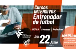 Ampliada hasta el 22 de junio la inscripción a los cursos intensivos de entrenador FFCV este verano