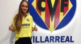 El Villarreal sigue perfilando su plantilla con las incorporaciones de Sara Martínez y Paula Arce