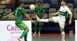 El Irefrank Elche FS cae ante el Antequera y no logra el ascenso a Primera División