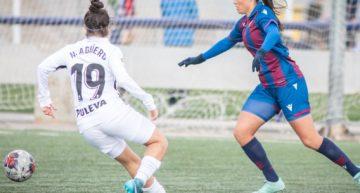Tania Sánchez dejará el Levante para poner rumbo al Fundación Albacete