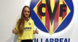 Sara Martínez abandonará el Levante para fichar por el Villarreal