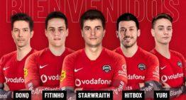 Así es el 'roster' con el que Vodafone Giants se sumerge en la competición de Valorant