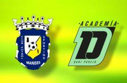 El Sporting de Manises implantará la metodología de la Academia Dani Parejo en su escuela