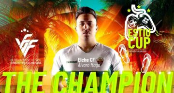 El Elche conquista la 'Estiu Cup' de FIFA20