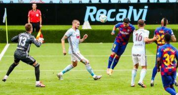 El gol de Suárez, el gol de Aspas y los futbolistas inteligentes