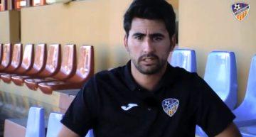 Pau Quesada (UD Alzira): 'Tenemos una ocasión única de ascender a Segunda B'