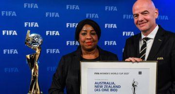 Australia y Nueva Zelanda, un Mundial Femenino a dos bandas en 2023