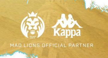 VIDEO: Kappa ya es el nuevo patrocinador técnico de MAD Lions