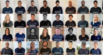 Jugadores en activo y leyendas del fútbol se unen contra el racismo a través de la FIFA