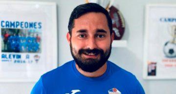 La coordinación del fútbol-8 del CFI Alicante estará en manos de Sergio Montoya