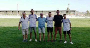 Cinco fichajes de una tacada para el primer equipo del nuevo UD Carcaixent