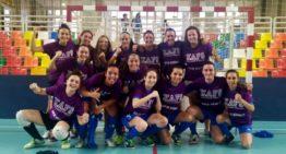 Xaloc Alacant B se impuso al Calpe Futsal Femenino y ya es de Segunda División (0-2)
