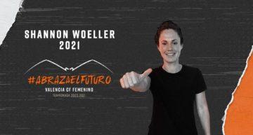 El VCF Femenino firma a la defensora canadiense Shannon Woeller