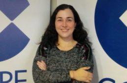 La nutricionista Lina Granell colaborará con el Burriana Fútbol Base