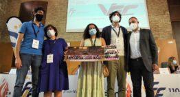 VIDEO: La Asamblea FFCV homenajeó la figura de Pepe Ibáñez tras su fallecimiento