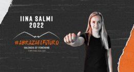 El VCF Femenino oficializa el fichaje por dos años de la internacional finlandesa Iina Salmi