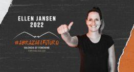 Ellen Jansen, calidad holandesa para el ataque del VCF Femenino