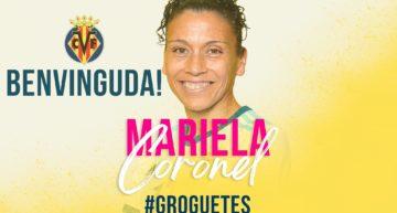 El Villarreal anuncia oficialmente el fichaje de Mariela Coronel