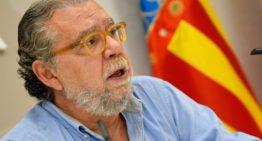 Luto por el fallecimiento del consejero del Levante UD Ramón Vilar