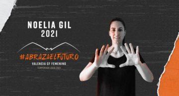 El VCF Femenino ata a la joven pero experimentada portera Noelia Gil por una temporada