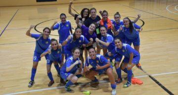 Calpe-Xaloc y Alboraya-Chelva, dos ascensos en juego para cerrar la temporada de futsal masculino y femenino