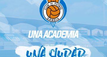 Organigrama confirmado del nuevo CF Gandía y 'staff' de sus equipos de fútbol-11 masculinos y femeninos