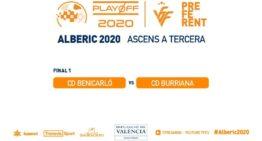 EN DIRECTO: Disfruta aquí desde las 20:30h del CD Benicarló vs CD Burriana por una plaza en Tercera