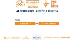 EN DIRECTO: Torrent y Rayo Ibense se la juegan desde las 20:30h en Alberic