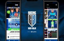 El Racing Ribarroja impulsa la comunicación con las familias con su nueva App