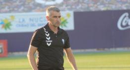 Vicente Parras recuerda que esto no ha acabado para el Deportivo Alcoyano: 'Debemos aferrarnos a lo que nos queda'