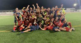 Los penaltis propician el regreso del CD Benicarló a Tercera tres décadas después (1-1)