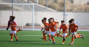 El 18 de octubre tendrá lugar el inicio del fútbol-8 masculino en la Comunitat Valenciana
