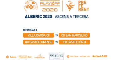 EN DIRECTO: Disfruta aquí del Villajoyosa CF vs CD San Marcelino y del UD Castellonense vs CD Castellón B