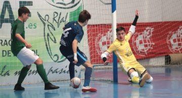 Calendario oficial: el fútbol sala masculino FFCV dará comienzo el 4 de octubre