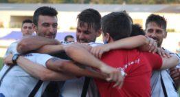 El Villajoyosa CF impuso su ley ante el CDA San Marcelino y se cuela en la final (2-0)