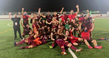 Un gol de Iván da al Villajoyosa el ascenso a Tercera (1-0)
