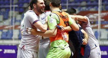 Levante e Irefrank Elche pusieron un combativo broche final a una larga temporada de futsal