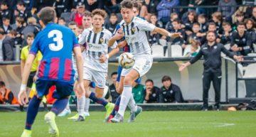 El Real Madrid se lleva a Pau Ferrer, juvenil del CD Castellón