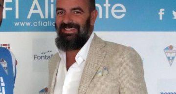 Rocco Arena sera el presidente del CFI Alicante las próximas cuatro temporadas